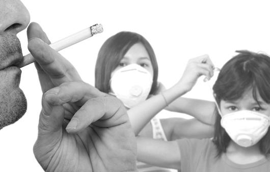 아버지의 흡연이 자녀의 인지 기능 장애를 일으킬 수 있다.