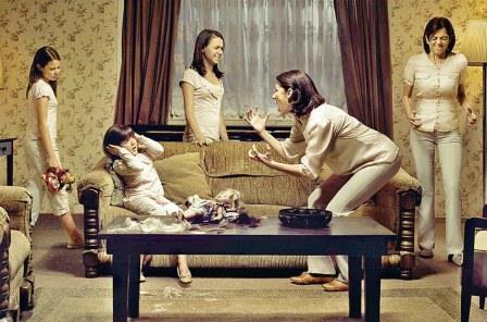폭력에 노출된 유아는 성장 속도가 가속화 된다