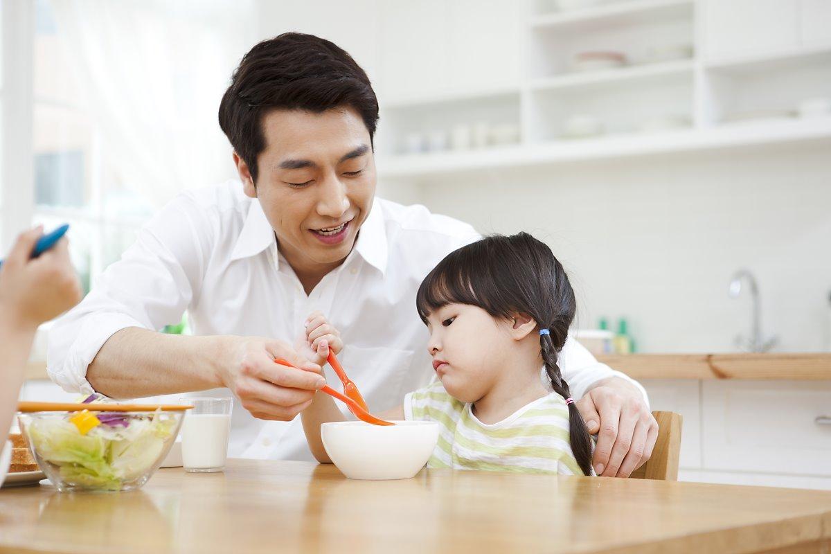 우리 아이 즐거운 식사시간 만들기