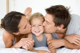 부모와의 강한 유대관계가 아이를 스트레스로부터 보호