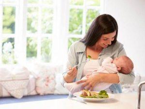 출산 후 다음 식품들을 섭취하세요