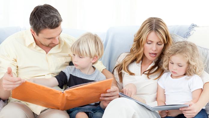 독서 유무가 유아간 백 만 단어 차이를 만든다