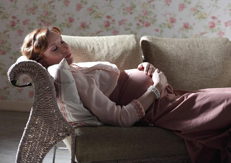 임신 40 주 후, 사산 위험이 증가합니다