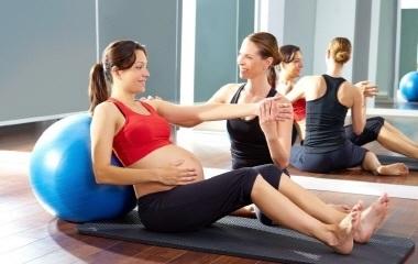 임신 중 운동은 아기의 운동 능력 발달에 도움이 된다.