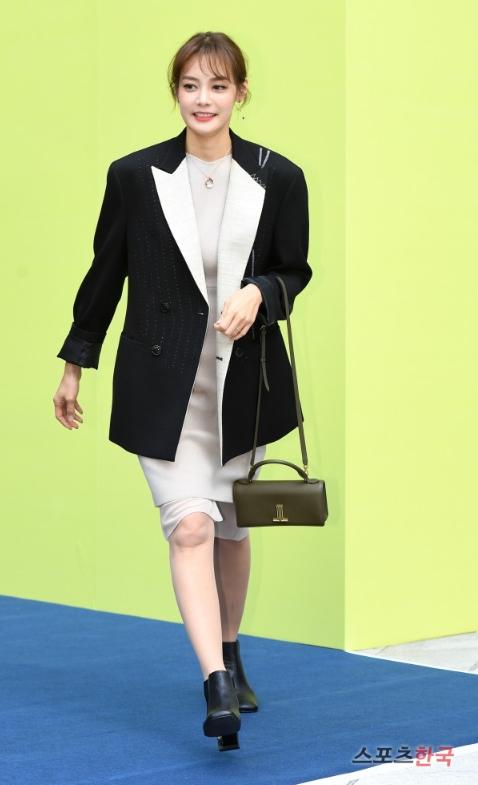 서울패션위크 안현모 스타일 좋네요~