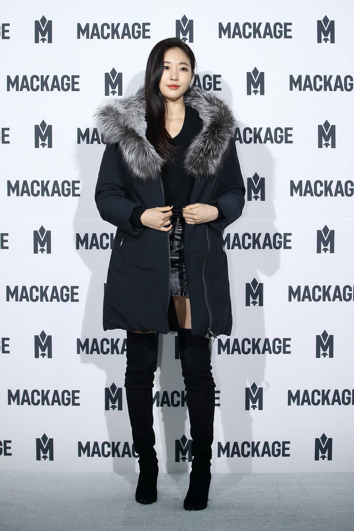 김사랑, 정채연, 지창욱, 지코 맥케이지 행사 패션 멋져요!