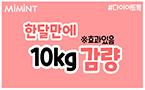 한달에 10kg 감량하는 방법