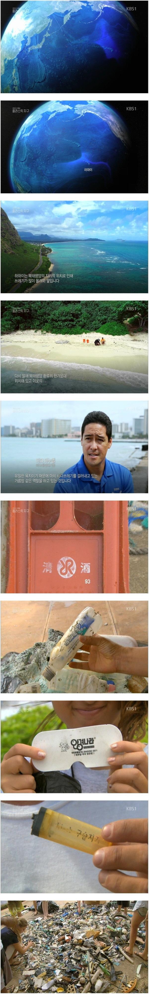 하와이에서 발견된 쓰레기.jpg