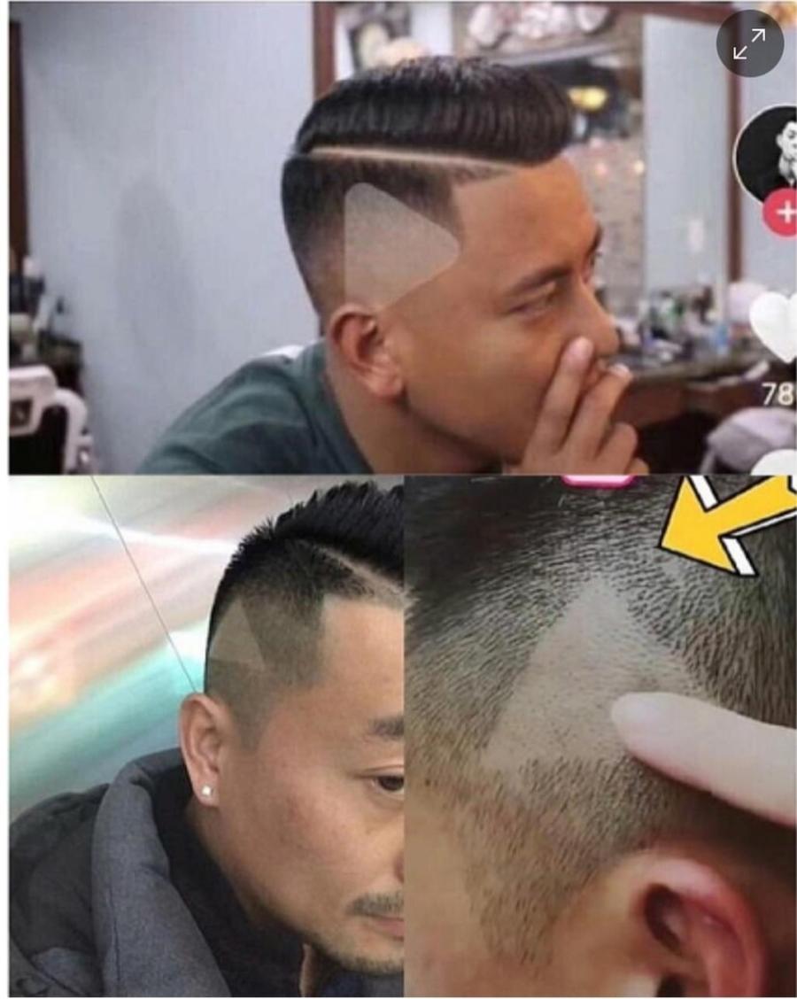 머리 이렇게 해주세요~~