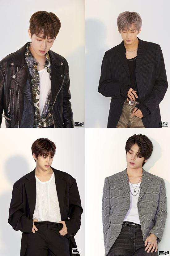 데뷔 준비 기동대 4人4色 프로필 공개