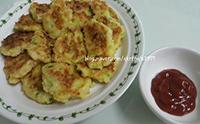 [아기반찬/간단한요리]간단하지만 맛은 최고~새우전♡.♡