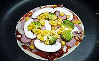 백종원 또띠아토스트 만들기 / 또띠아 피자 만들기
