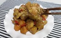 닭봉 간장조림,가을메뉴 추천