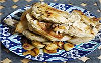 후라이팬으로 만든 올리브유 버터 닭구이