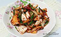 양파김치-아삭하고 매콤한 양파김치^^