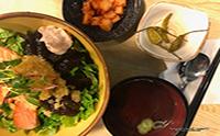 홍대 무라(mura), 목살스테이크덮밥 & 연어반새우반덮밥