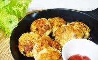돼지고기 동그랑땡 만드는법 제철 감자 넣은 요리