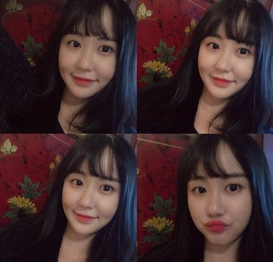 이경규 딸 이예림씨 화이팅!