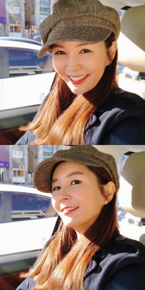 장영란 인스타그램 셀카 볼매