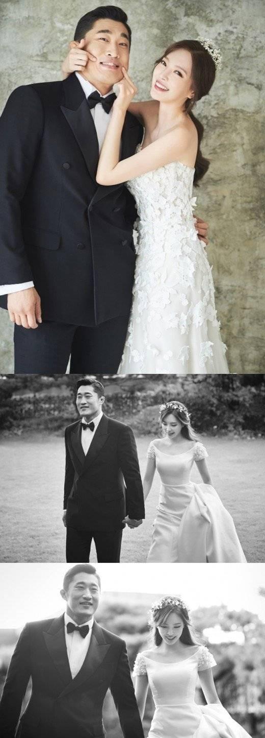 결혼한 김동현 파이터의 화려한 입장