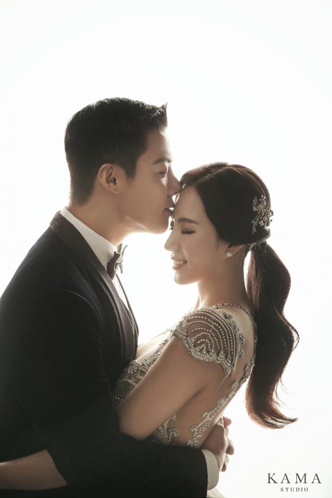 곧 결혼하는 강남 이상화웨딩화보 공개