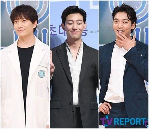 TVN예능에 지성 강기영 황희 모두 출연