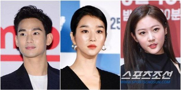 기획사 차린 김수현 영입배우는 서예지와 김새론