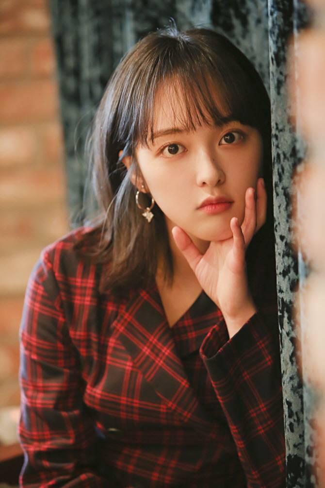 """'SKY캐슬' 김보라 """"20대에 교복-동안 이미지"""
