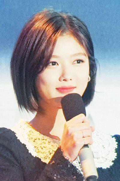 단발머리한 김유정 클라스