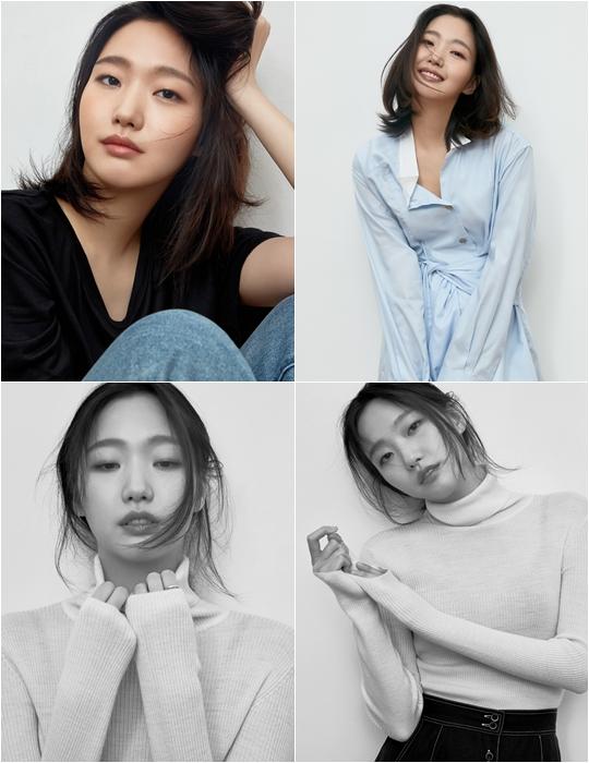 김고은, 새 프로필 사진