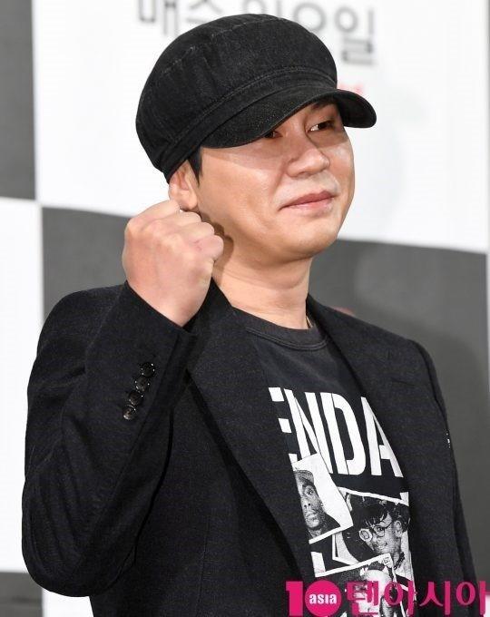 YG 은퇴한다는 양현석 여전히 주주