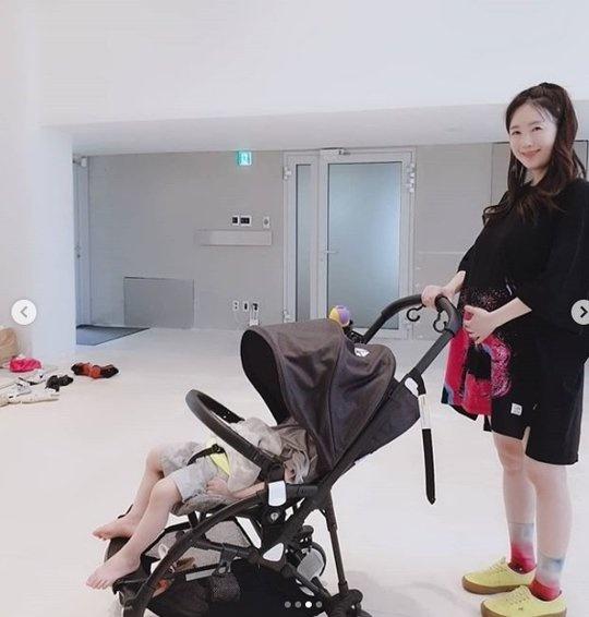 셋째임신중인 별 근황