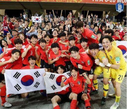 u-20 축구대표팀 멤버들 라스 출연