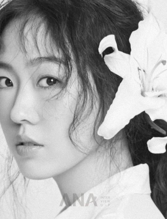 배우 주민경 7월호 아나드론화보