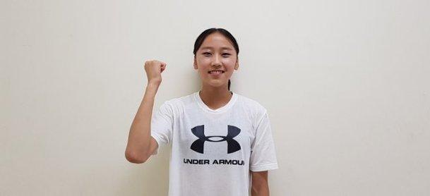 육상계 기대주인 양예빈선수!