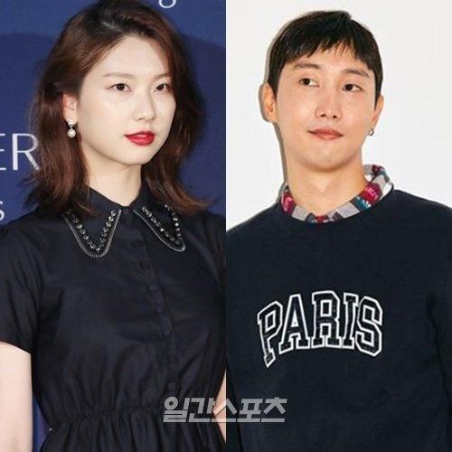 모델 김진경 크루셜스타 2년만에 결별소식