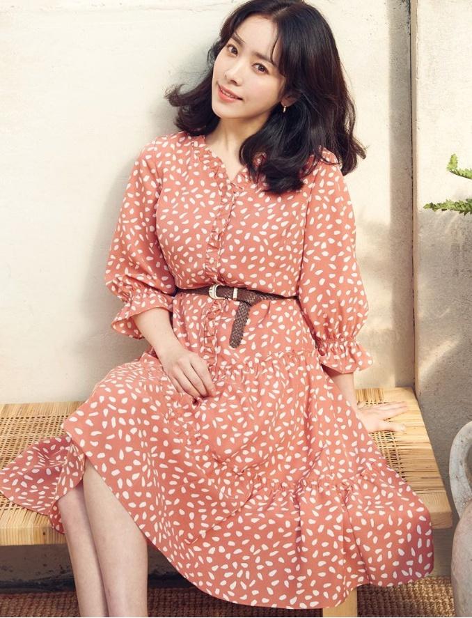 배우 한지민 올리비아하슬러 모델로 발탁