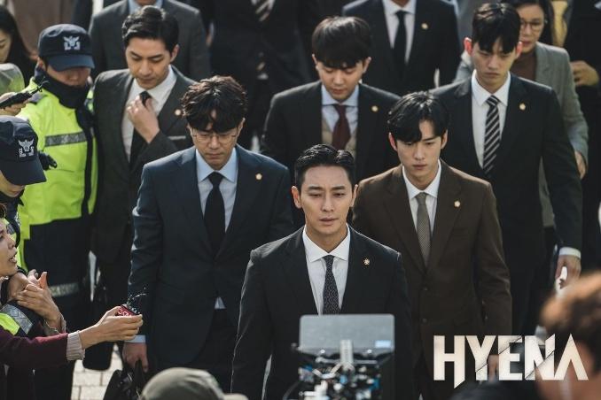 드라마 하이에나에서 주지훈 스틸컷