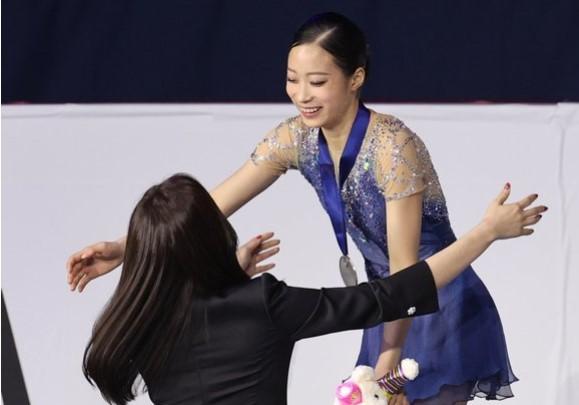 유영 4대륙 피겨선수권대회 은메달!