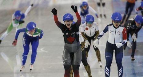 김보름, 매스스타트 세계선수권 은메달