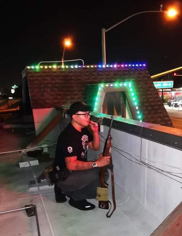 다시금 회자되는 LA 폭동 당시 우리나라 예비군의 위력...