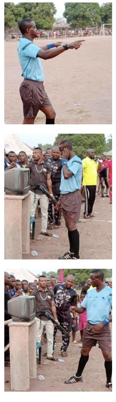 오심률 0%의 아프리카 축구 VAR