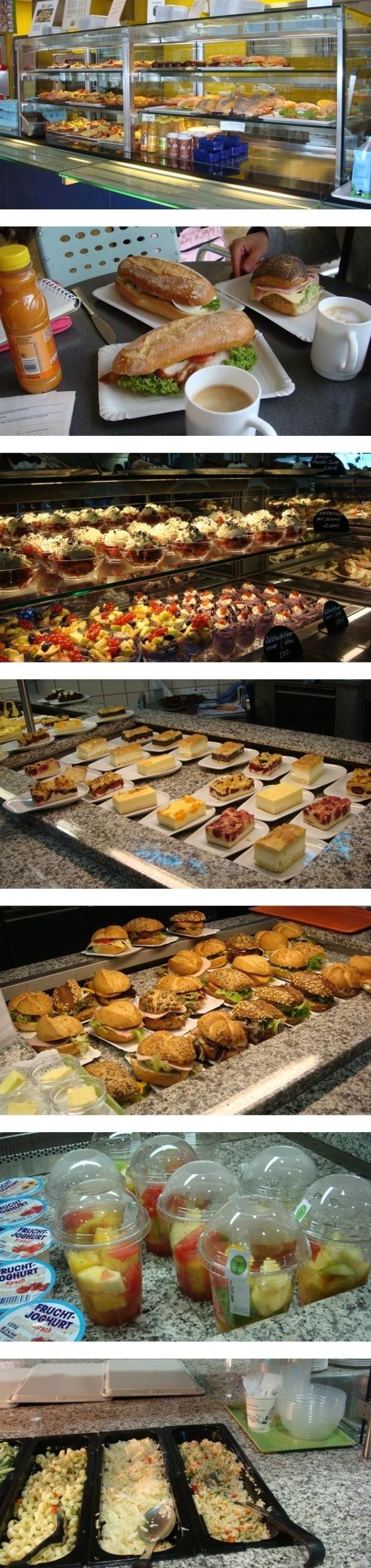 독일의 대학 식당