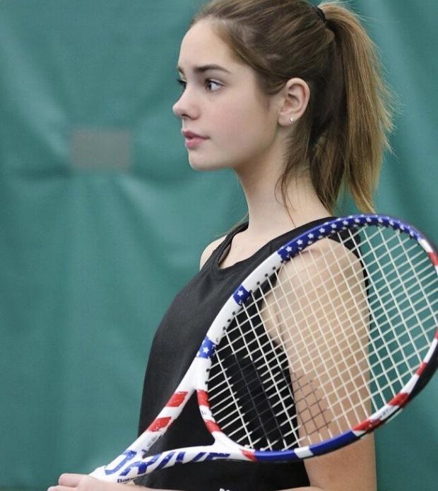 미국 테니스 요정