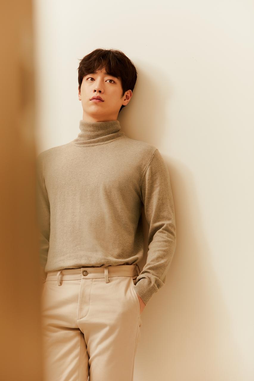 프로젝트엠 x 서강준 캐시미어 블랜디드 컬렉션