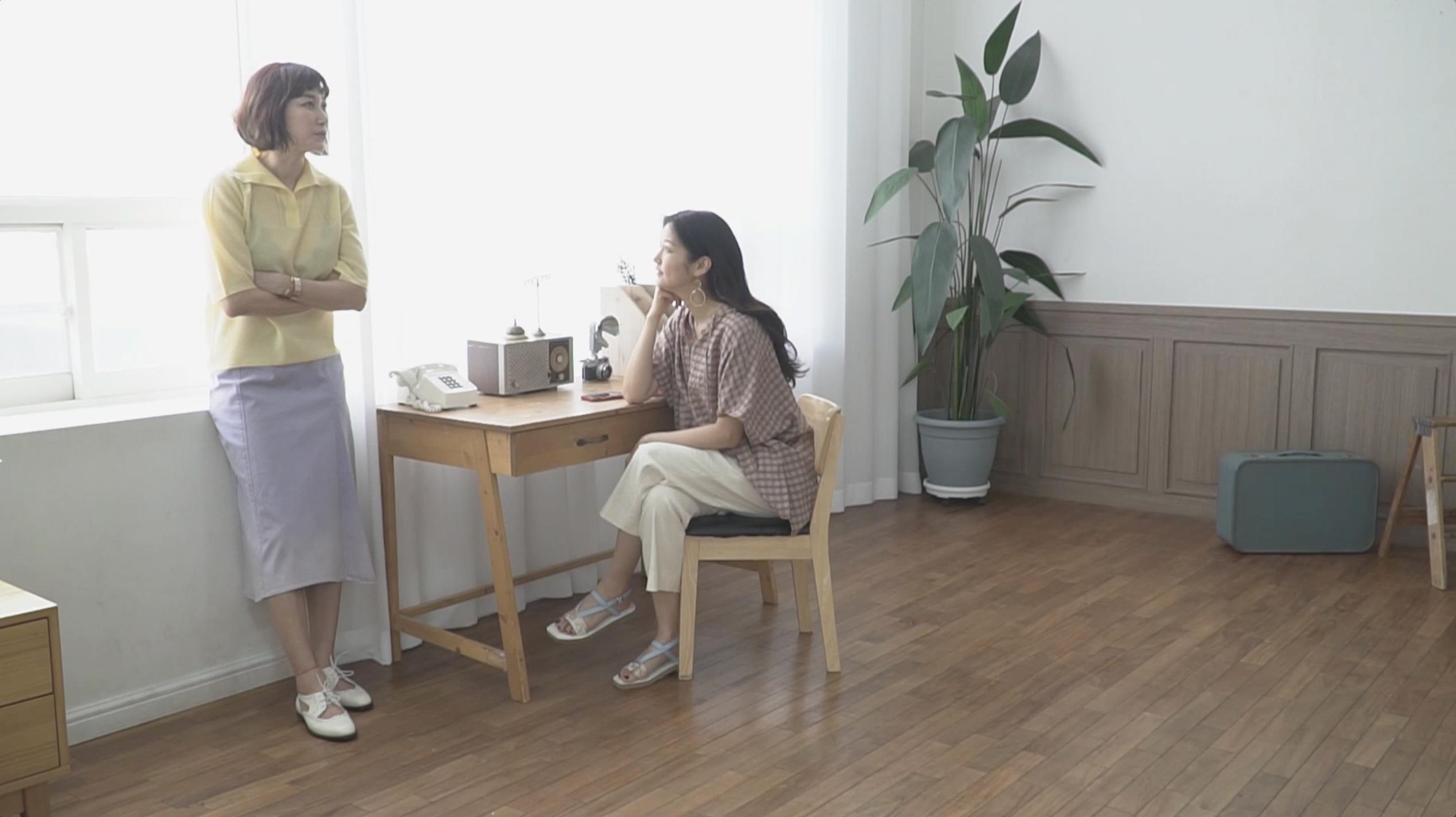 스타일리시한 변자매의 스타일링 배틀 영상
