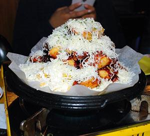 홍대 치킨 맛집 못난감자앤치킨
