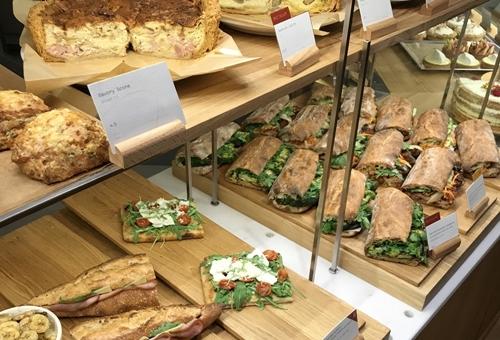 한남동빵집추천/타르틴베이커리