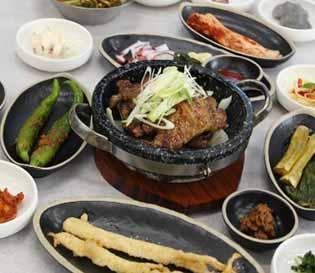 청풍호 맛집 제천 금월봉석갈비
