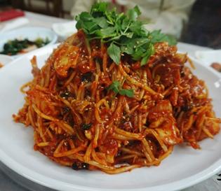 부산 정관 맛집 정관 아구찜 맛있는 어찬바다해물찜